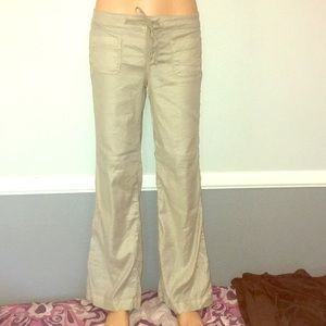 Anthropologie Level99 Light Wide Leg Pants!